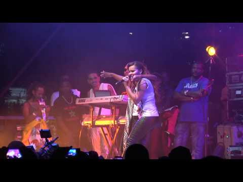 Cecile - Anything (Cook fi yuh zouk remix) (live in Martinique)