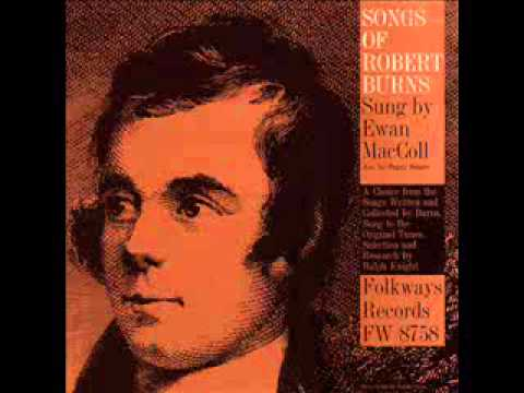 Ewan MacColl - Songs Of Robert Burns