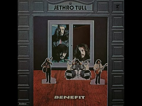 "JETHRO TULL: (FOR MICHAEL COLLINS, JEFFREY AND ME) - ""BENEFIT"" 4-20-1970."