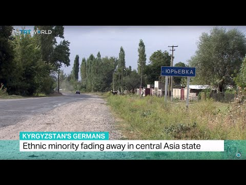 Kyrgyzstan's Germans: Ethnic minority fading away in central Asia state