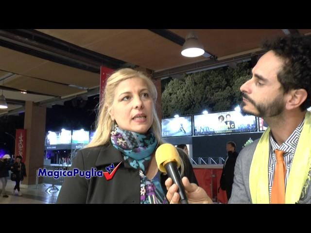 Festa del Cinema di Roma - Intervista a Annamaria Placido