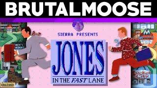 Jones in the Fast Lane - brutalmoose