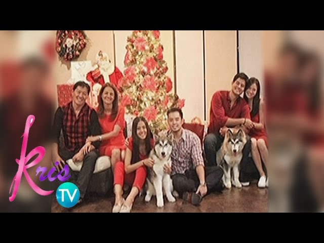Kris TV: Erich and Daniel's first Christmas together