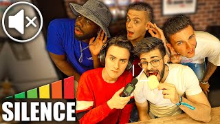 LE REVERSE SILENCE CHALLENGE (feat. FastGoodCuisine, Scoot 2 Street, Lonni & AlanFoodChallenge)
