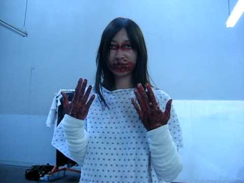 Mei Melancon FOLD horror