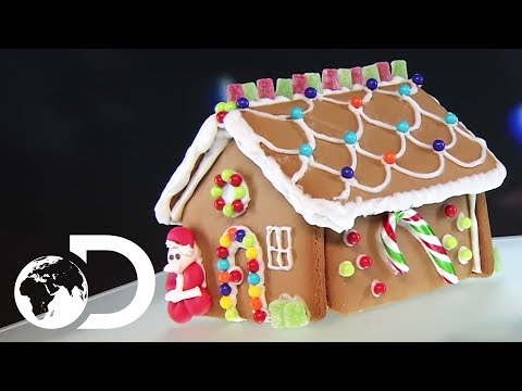 GINGERBREAD HOUSE | How It's Made