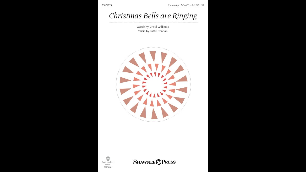 CHRISTMAS BELLS ARE RINGING – Patti Drennan - YouTube
