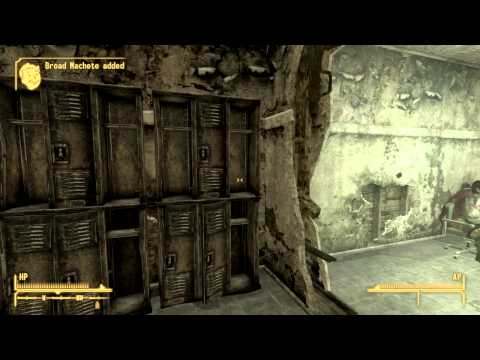 Fallout New Vegas Part 12 - I Put a Spell on You
