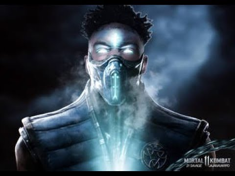 21 Savage - Immortal Ft. YBN Nahmir (Mortal Kombat 11 Theme Song REMIX) (NEW 2019)