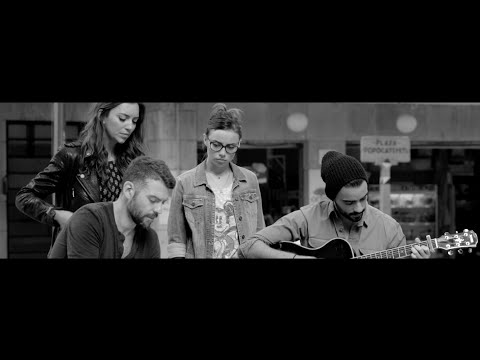 LABRINTH-JEALOUS (COVER) STREET SESSIONS TIMBERLAND