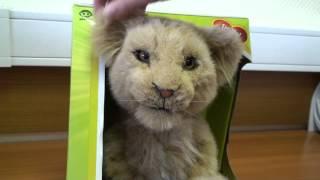 интерактивный лев lion cub 9007 wow wee игрушки wowwee