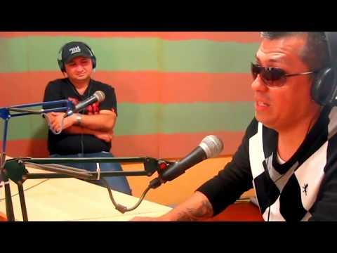 JAVIER MENDOZA EN RADIO SATELITE DE VENTANILLA CALLAO PERU