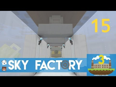"Sky Factory 3, Episode 15 - ""Cloud Station?"""