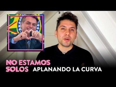 #NoEstamosSolos👽 Ep8: Aplanando La Curva