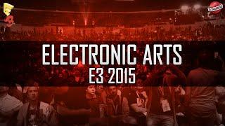 Конференция Electronic Arts на E3 2015 на русском