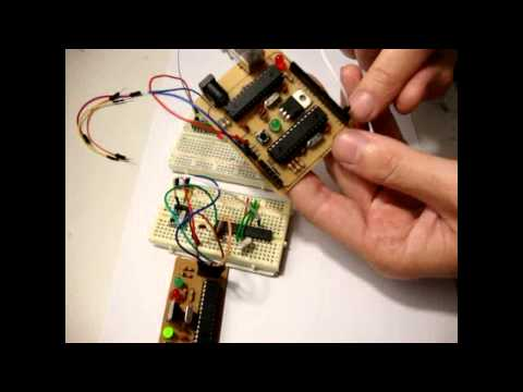Comunicao Wireless com Mdulo RF