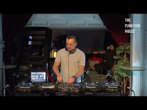 Live from Redhook with Dj Boris @ The Funktion House
