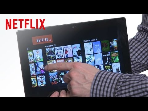 First Look: Netflix on Windows 8  Netflix