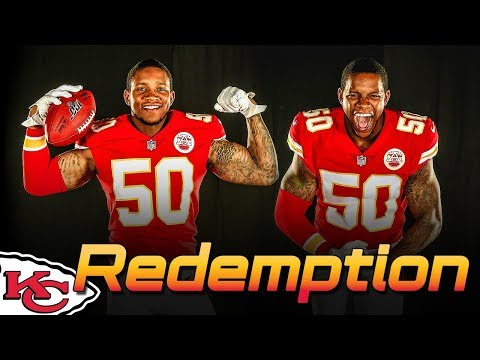 Fight for Redemption - Chiefs Darron Lee       Kansas City Chiefs 2019 NFL