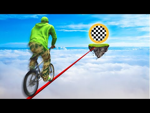 ONLY 01% OF ALL PLAYERS CAN FINISH THIS TIGHTROPE! GTA 5 Funny Moments