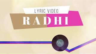 King Kaka   Radhi ft Barnaba Classic Official Lyric Video HD