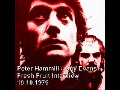 Peter Hammill& Guy Evans talking about Robert Fripp in 1976