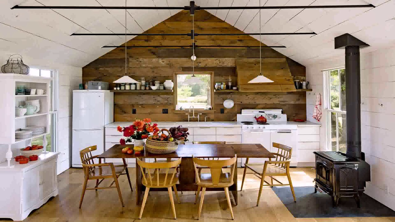 Small House Plans With Vaulted Ceilings - YouTube