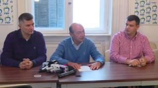 Traian Băsescu întâlnire cu unioniștii