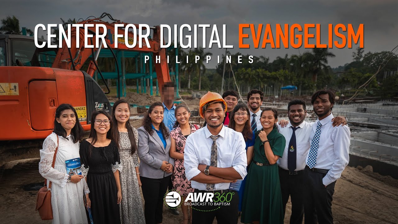 video thumbnail for Center for Digital Evangelism | AWR360°