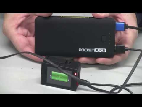 Product Review: Pocket Juice Battery Backup By Tzumi