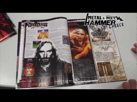 METAL HAMMER No 340