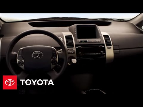 2009 Prius How-To: Smart Key - Start the Vehicle   Toyota
