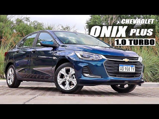 Chevrolet Onix Plus 1 0 Turbo Test Matias Antico Tn Autos