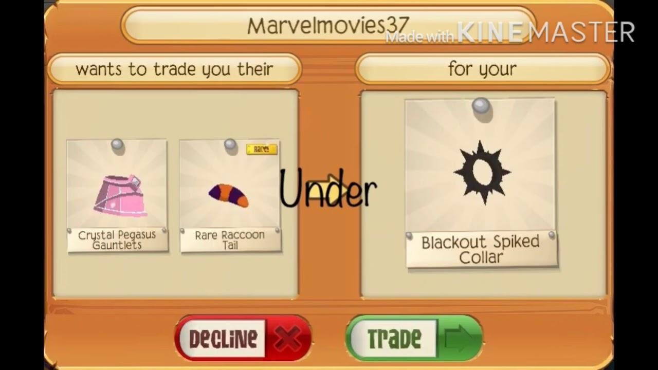 Animal Jam Play Wild - Blackout Spike Trade Attempts! (Please read  description)