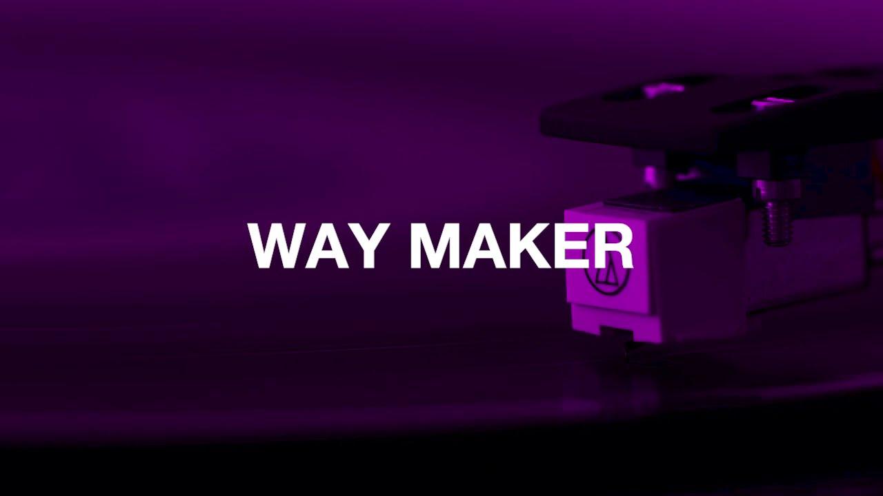 Download WAY MAKER   JOHN WILDS   JESUS IMAGE CHOIR (Lyric Video)