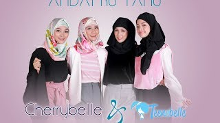 Video Cherrybelle & Teenebelle - Andai Ku Tahu [ Official Video Lyric ] download MP3, 3GP, MP4, WEBM, AVI, FLV Maret 2018