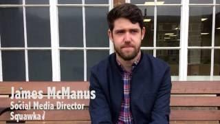 The Social Media Revolution: James McManus Interview