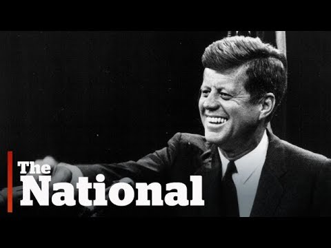 JFK assassination documents released by U.S. government