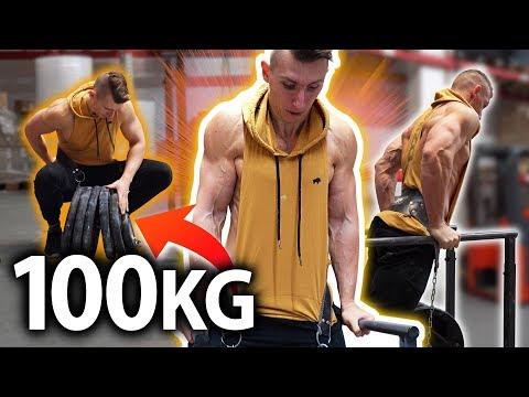 100 kg w dipie Owca Warszawski koks