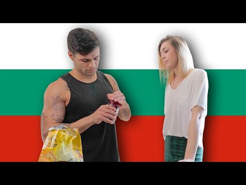 You Know You Are Dating a BULGARIAN Man When...