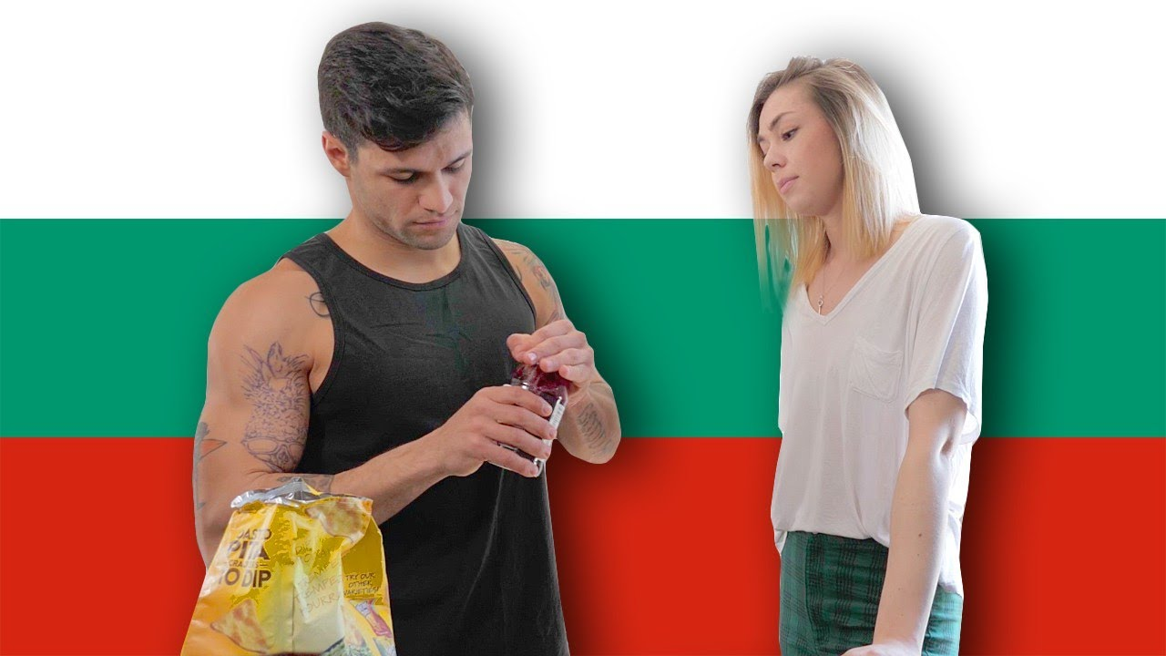 Dating a bulgarian man