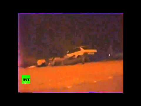 #1993coup: Heavy gunfire as protesters try to capture Moscow TV center