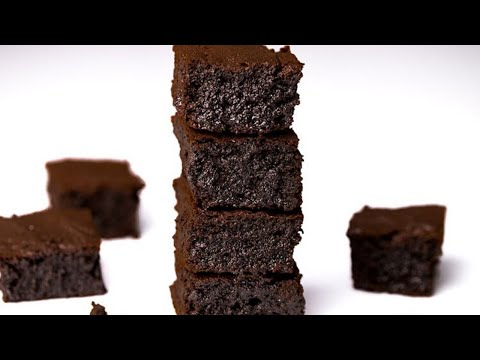 World's Best Fudgy Keto Brownies Recipe { Easy, Rich, Chocolatey }