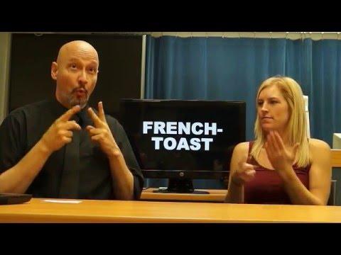 American Sign Language - ASL Lesson 17