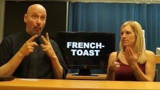 American Sign Language - ASL Lesson 17 (parts A, B, & C)