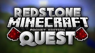 THE PUZZLE MAP CHAMPION!!! - Redstone Quest Puzzle Map for MCPE - Minecraft PE (Pocket Edition)