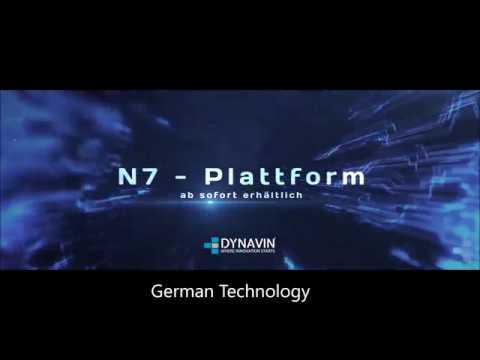 New Dynavin N7 L322 (N7-E39) replacement Media Navigation