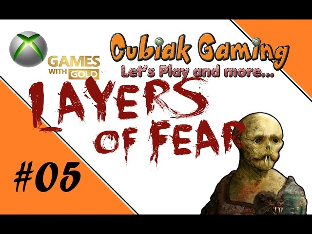 FAHRSTUHL DES GRAUENS ★ Let's Play Layers of Fear #05