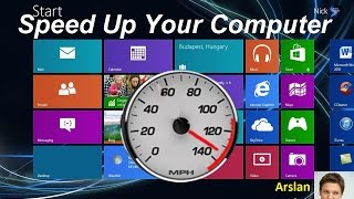 Amazing Windows 8 Performance Boosting Tips