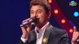 Feroz Khan singing Tere Bina | Live | Voice Of Punjab Season 7 | PTC Punjabi